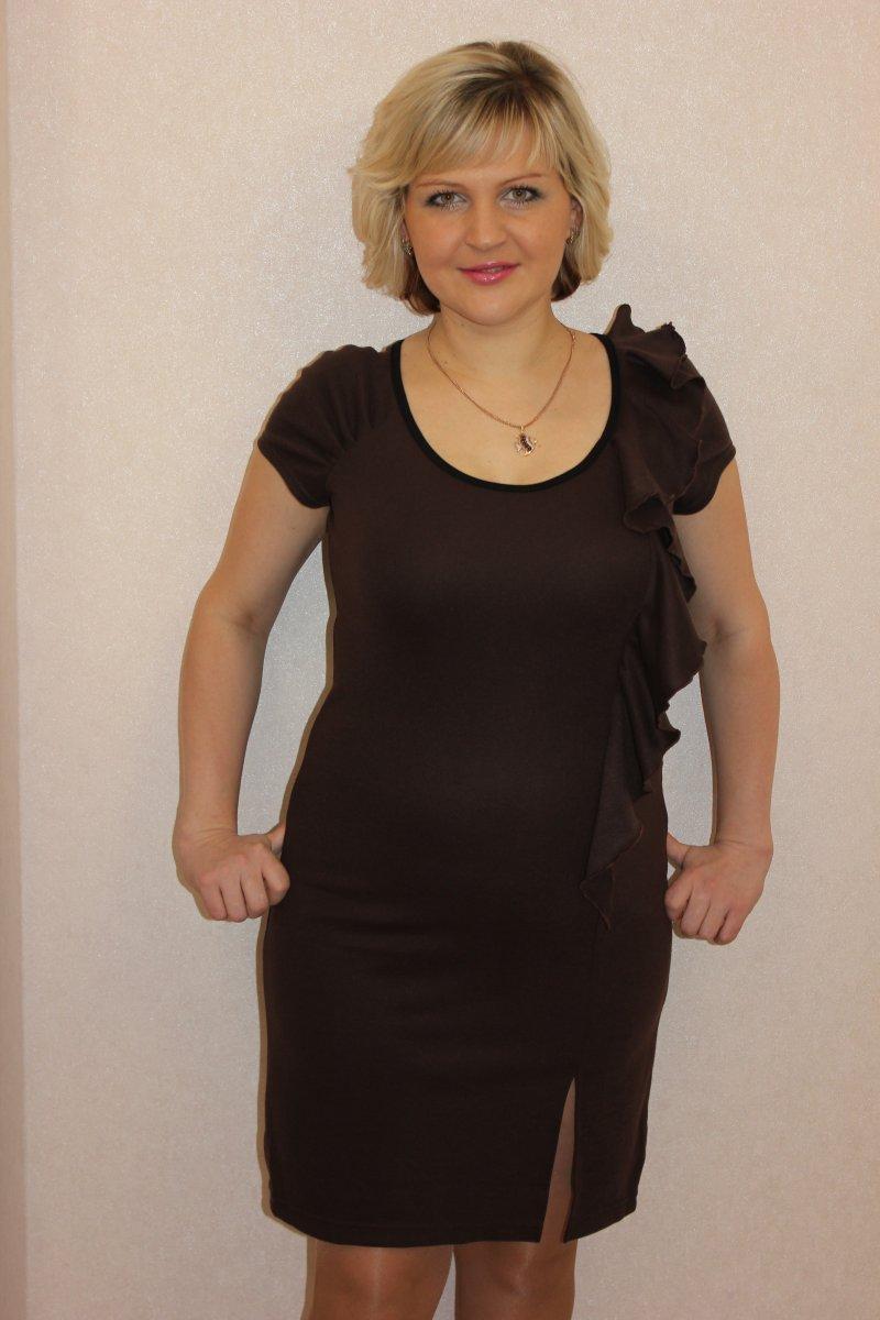 Платье 438