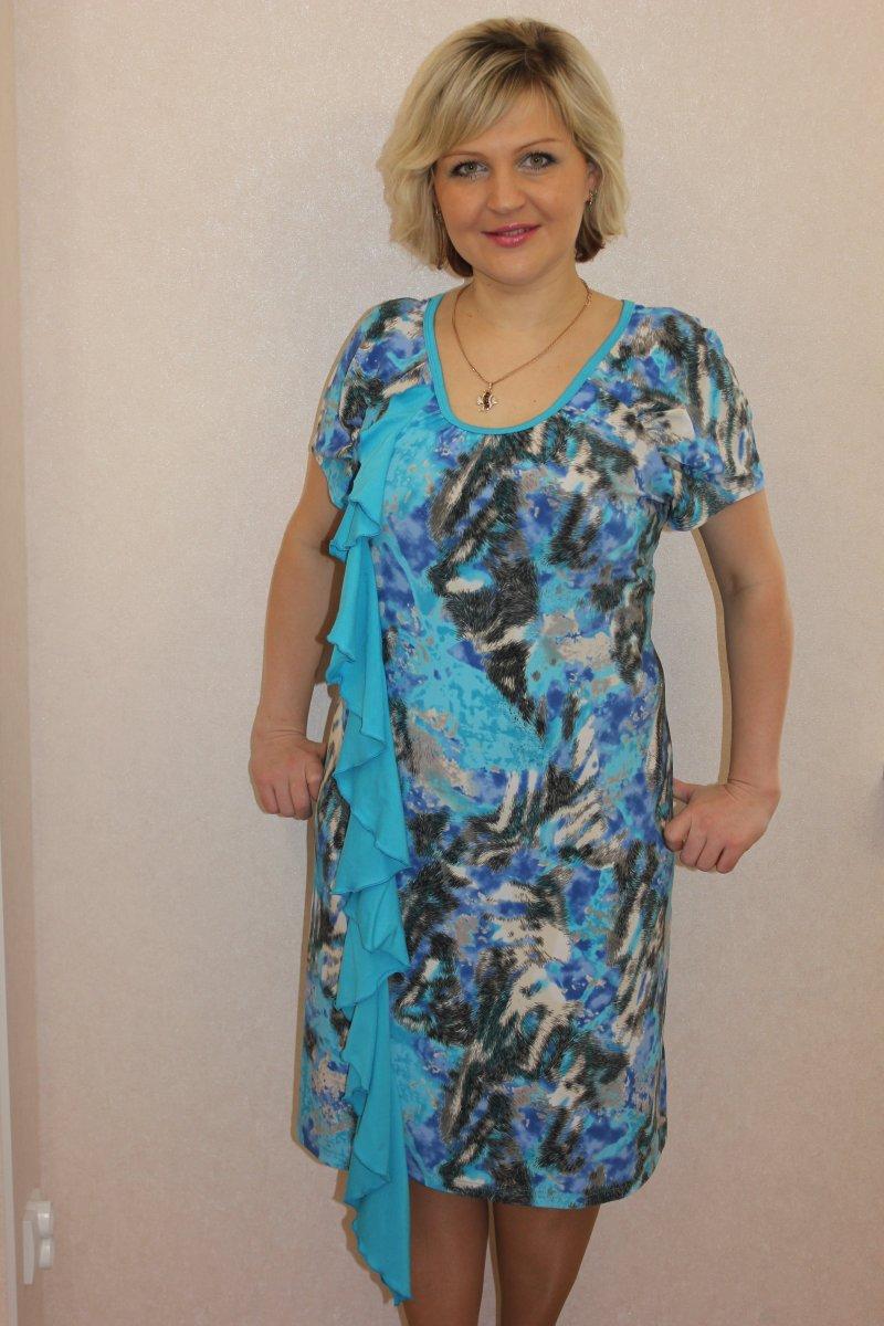 Увеличить - Платье 438.1