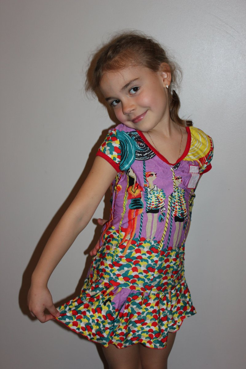 Увеличить - Детская юбка