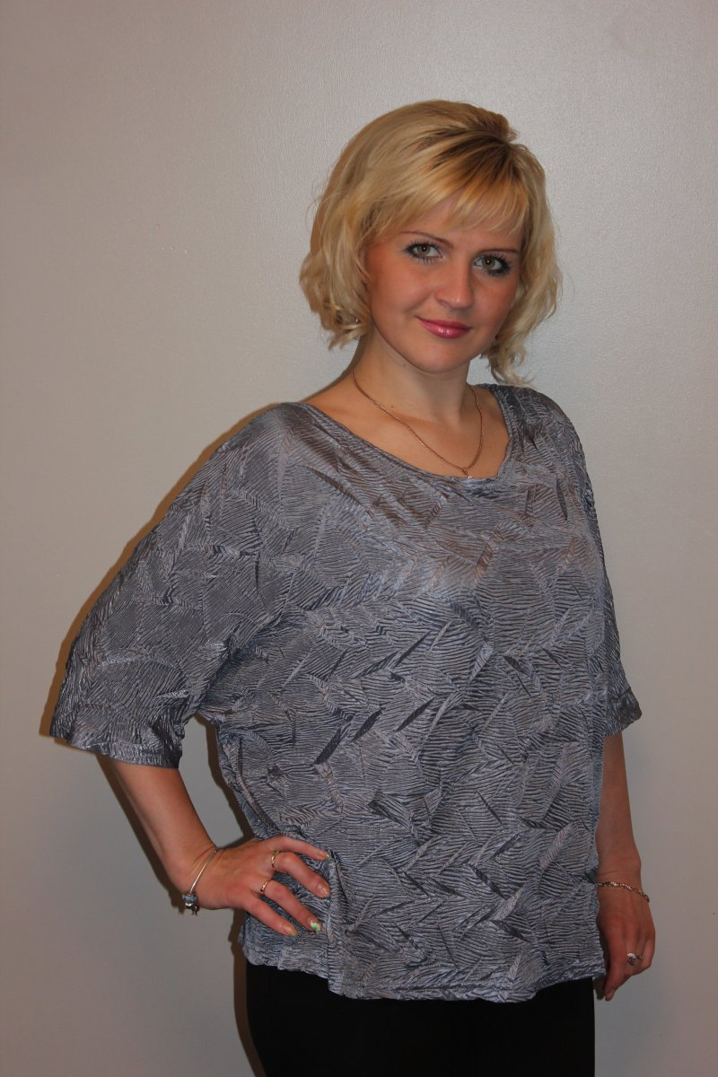 Б130 блузка жатка