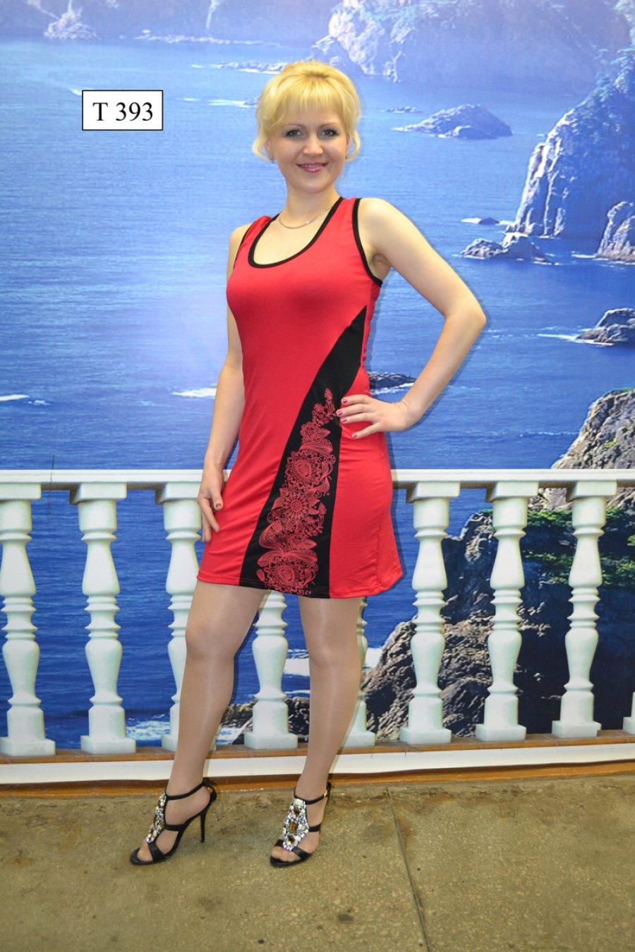 Увеличить - П-393 платье
