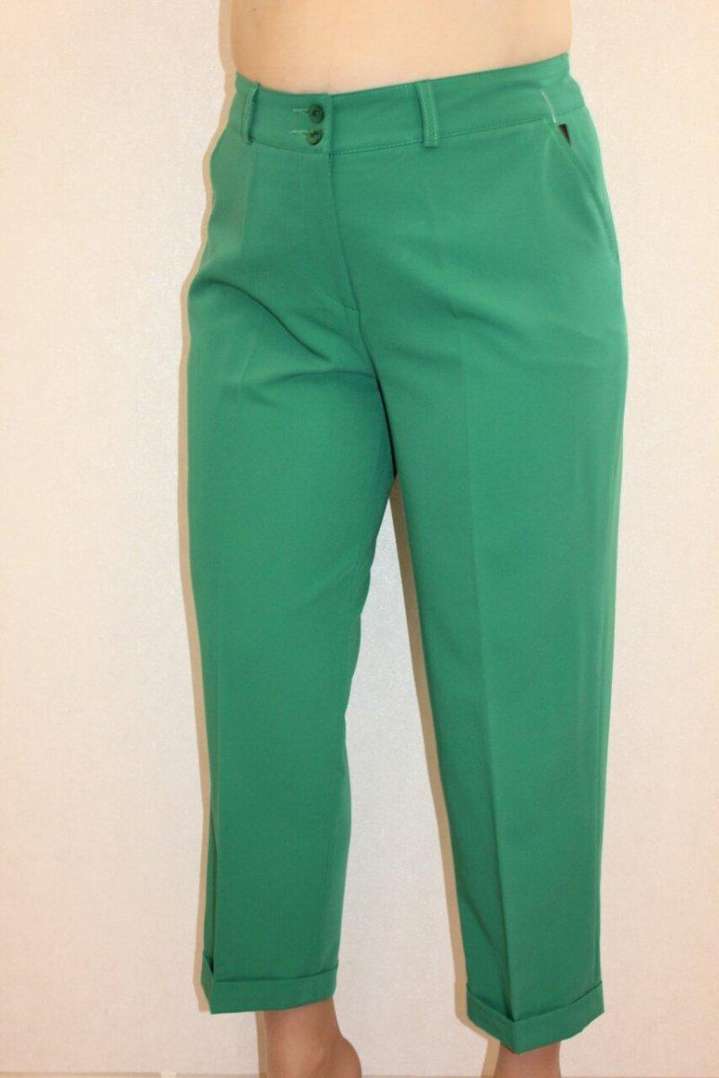 Брюки женские (зеленый)
